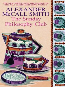 Bookcover Alexander McCall Smith Sunday Philosophy