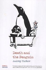 Bookcover Andrey Kurkov Death Penguin