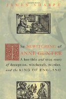 Bookcover for The Bewitching of Anne Gunter