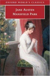 Bookcover Jane Austen Mansfield