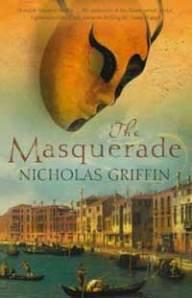 Bookcover Nicholas Griffin Masquerade