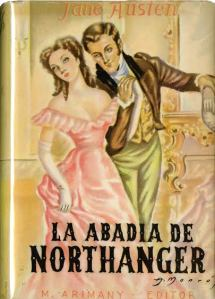 Jane Austen Northanger Abbey Foreign Language edition
