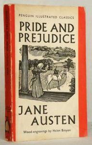 Jane Austen Pride and Prejudice Penguin 1938