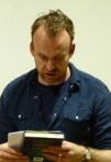 Matt Haig reading from The Humans at Battersea Literature Festival