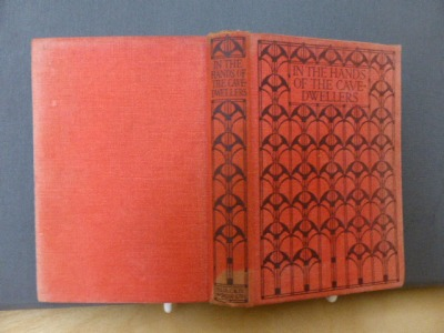 Decorative Binding in Talwin Morris Style