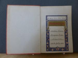 Progress Prize Bookplate Arthur Brown No 7 School St Helier 1935