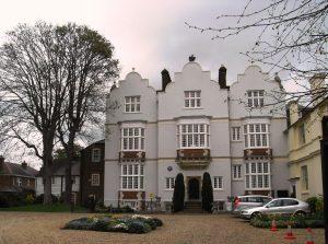 Eagle House, Wimbledon, April 2009