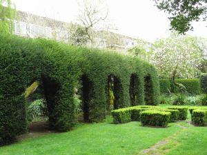 Gardens at Southside House, Wimbledon