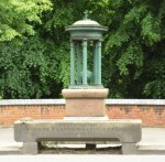 Drinking Fountain, Parkside, Wimbledon