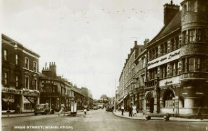 Westminster Bank, Wimbledon High Street
