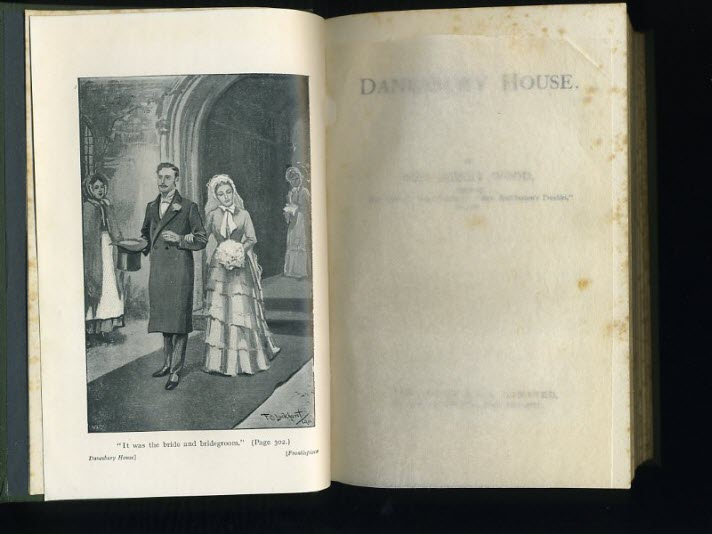 Danesbury House - A Temperance Tale by Mrs Henry Wood (Book of the Week No. 1) (3/4)