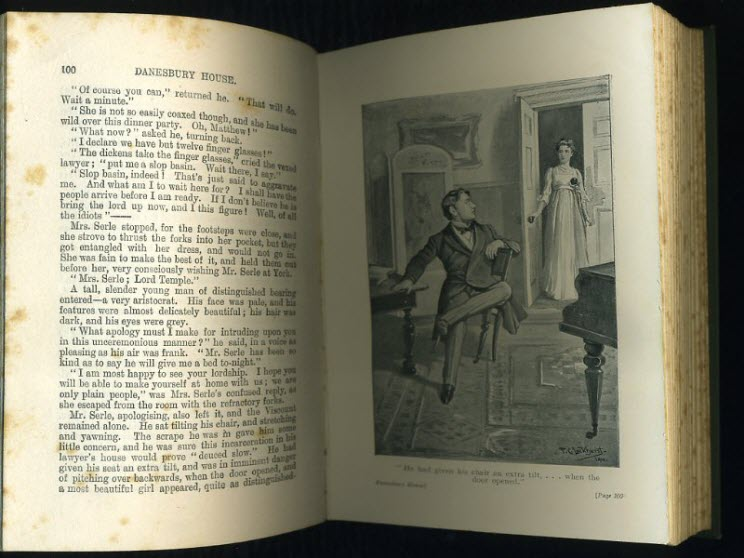 Danesbury House - A Temperance Tale by Mrs Henry Wood (Book of the Week No. 1) (4/4)