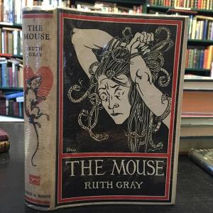 Gray Ruth The Mouse Jacket Design by Shaw