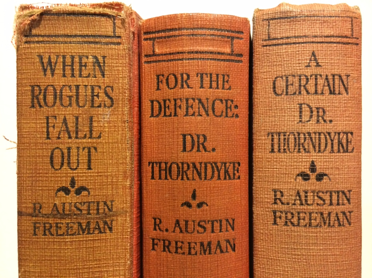 R Austin Freeman, Crime Novelist - Collectors' Notes and Bibliography