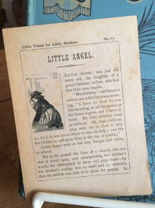 Little Tracts for Little Readers BNo 13 Eva Travers Little Angel