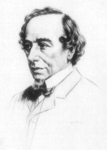 Benjamin Disraeli First Earl of Beaconsfield