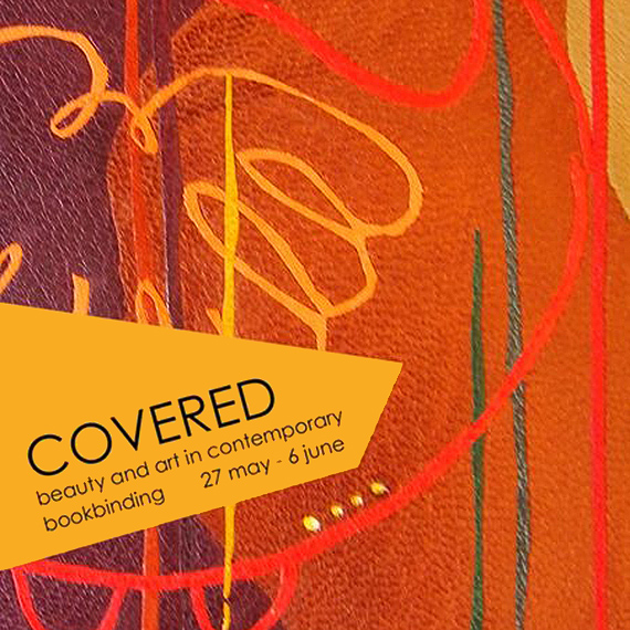 Covered: Beauty  & Art in Contemporary Bookbinding (1/4)
