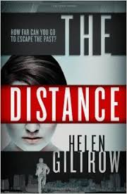 Helen Giltrow The Distance Hardback cover