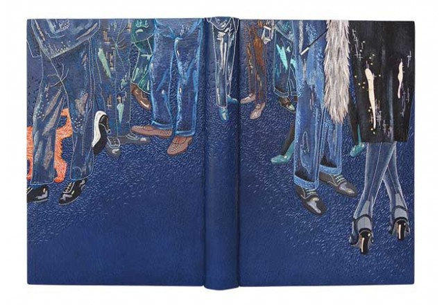 Covered: Beauty  & Art in Contemporary Bookbinding (3/4)