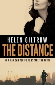 The Distance Helen Giltrow Paperback cover