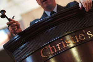 Christie's New York Auction House