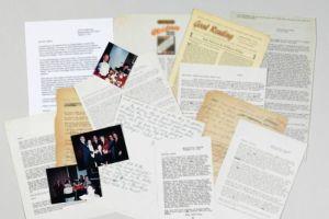Harper Lee's Correspondence with Harold Caufield