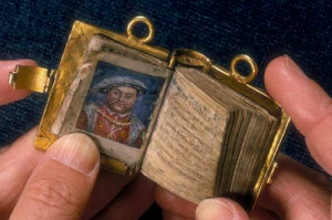Anne Boleyn's Gold Book