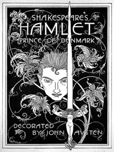 John Austen Illustration Hamlet 1922