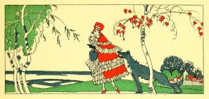 John Austen Tales of Past Times 2 1922