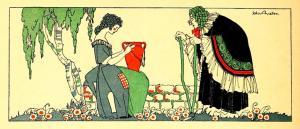 John Austen Cuentos de tiempos pasados 3 1922
