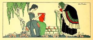 John Austen Tales of Past Times 3 1922