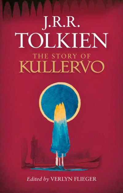 Cover of Tolkien's The Story of Kullervo