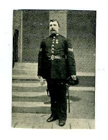 City of London Sergeant(?), c 1900