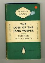 000001 Crofts, Freeman Willis The Loss of the Jane Vosper
