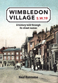Cover Ransome Wimbledon Village Street Names